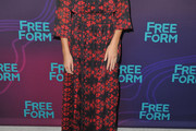 Maia Mitchell Print Dress