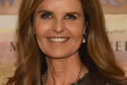 Maria Shriver Long Wavy Cut
