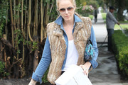 Monet Mazur Denim Jacket