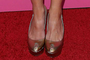 Sara Canning Peep Toe Pumps