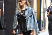 Amanda Michalka Denim Jacket