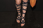 Bonnie Wright Gladiator Heels