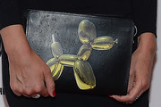 Nicky Hilton Printed Clutch