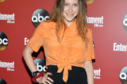 Eden Sher Button Down Shirt