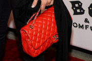 Eliza Dushku Quilted Purse