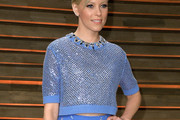 Elizabeth Banks Crop Top