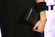Elycia Turnbow Studded Clutch
