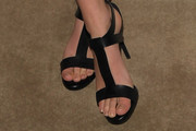 Emma Greenwell Strappy Sandals