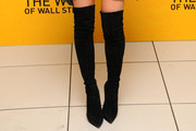 Lisa Snowdon Over the Knee Boots