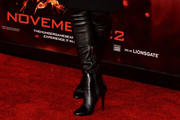 Erin Andrews Knee High Boots