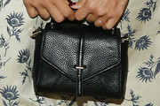 Jessica Alba Leather Purse