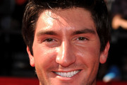 Evan Lysacek Messy Cut
