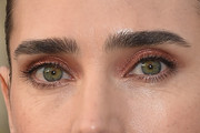 Jennifer Connelly Metallic Eyeshadow