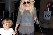 Ashlee Simpson Long Sleeve T-Shirt