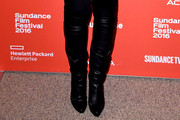 Tika Sumpter Knee High Boots