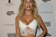Samantha Hoopes Crop Top