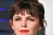 Ginnifer Goodwin Messy Updo