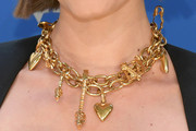 Taylor Hill Gold Charm Necklace