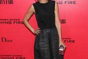 Meta Golding Little Black Dress