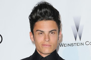 Baptiste Giabiconi Spiked Hair
