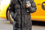 Freema Agyeman Down Jacket