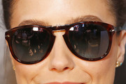 Sophia Bush Oval Sunglasses