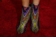 Kristin Chenoweth Ankle Boots