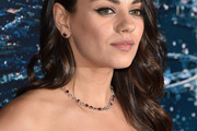 Mila Kunis Long Wavy Cut