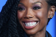 Brandy Long Braided Hairstyle