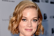 Jane Levy Short Wavy Cut
