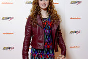 Maisie Smith Leather Jacket