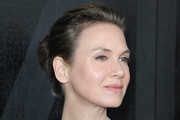 Renee Zellweger Twisted Bun