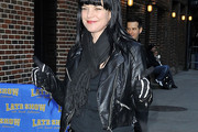 Pauly Perrette Leather Jacket