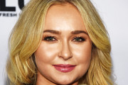 Hayden Panettiere Feathered Flip