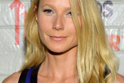 Gwyneth Paltrow Long Side Part
