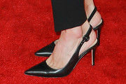 Courteney Cox Slingbacks