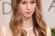 Taissa Farmiga Long Wavy Cut