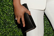 Tiffany Haddish Satin Clutch