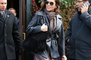 Diane Lane Leather Jacket
