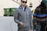 Hayden Christensen Zip-up Jacket