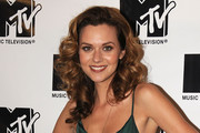Hilarie Burton Long Curls