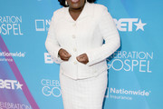 Sheryl Underwood Skirt Suit