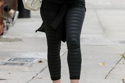 Jessica Biel Leggings