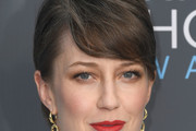 Carrie Coon Emo Bangs