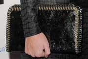 Hayley Roberts Leather Clutch