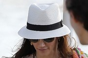 Nancy Shevell Fedora