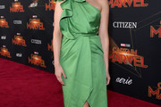 Pom Klementieff One Shoulder Dress