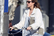Christa Miller Zip-up Jacket