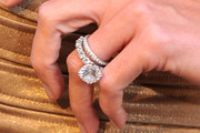Gena Lee Nolin Diamond Ring