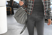 Yolanda Foster Leather Tote